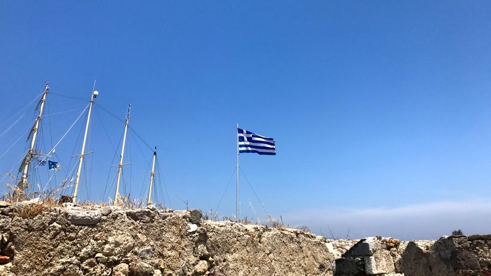 SageJoan_Kos_GreekFlag