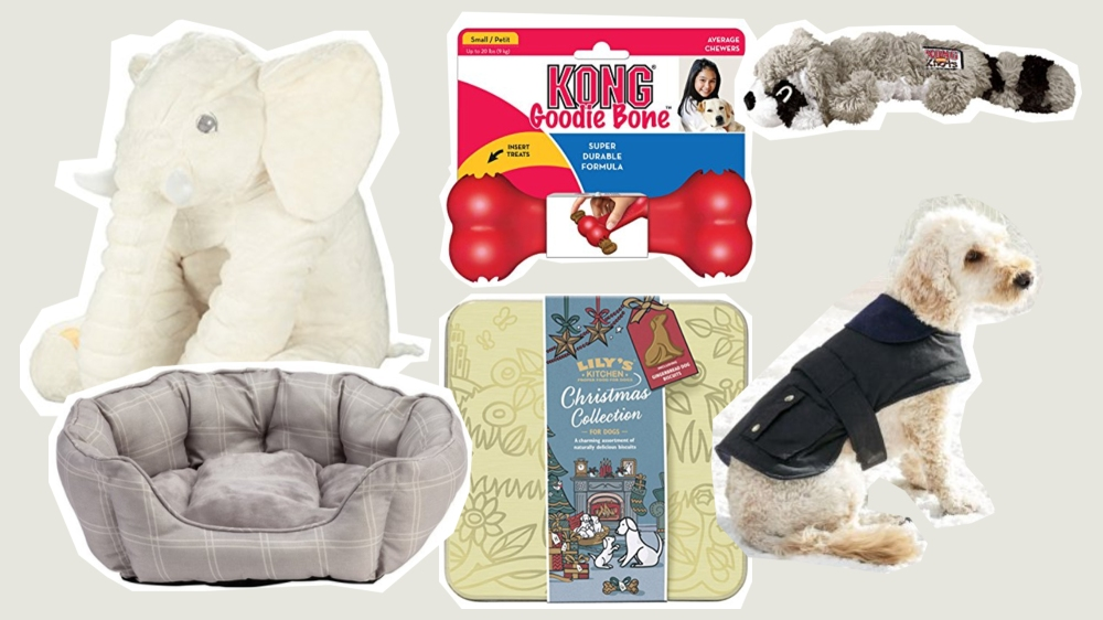 christmas gift list for dogs